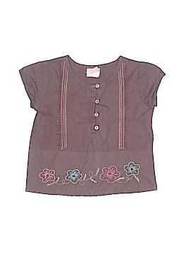 Nannette Short Sleeve Blouse Size 4T