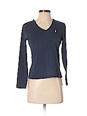 Ralph Lauren Sport Women Long Sleeve T-Shirt Size S