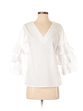 Dorothy Perkins 3/4 Sleeve Blouse Size 4