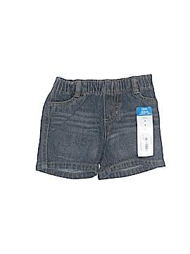 Okie Dokie Denim Shorts Size 6 mo