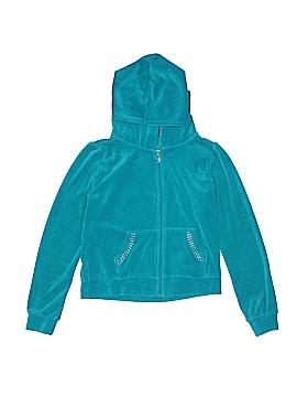 Juicy Couture Zip Up Hoodie Size 10 - 12