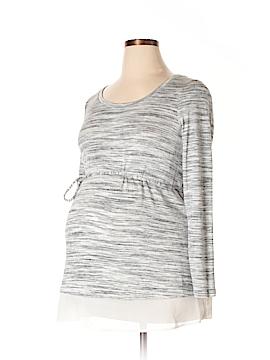 Motherhood Long Sleeve Top Size XL (Maternity)