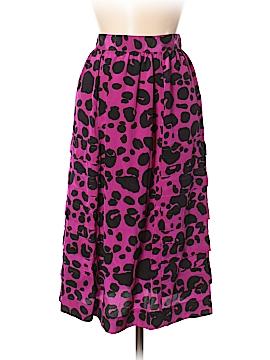 Wren Silk Skirt Size XS