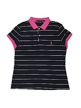 Ralph Lauren Sport Short Sleeve Polo Size L (Kids)