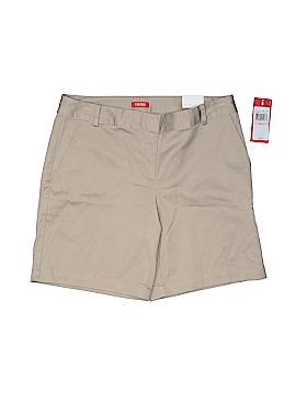 IZOD Khaki Shorts Size 2