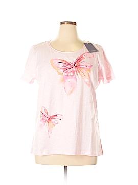 Laura Scott Short Sleeve T-Shirt Size XL