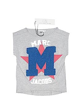 Little Marc Jacobs Short Sleeve T-Shirt Size 2
