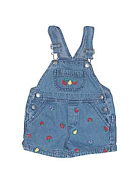 Miniwear Overall Shorts Size 12 mo
