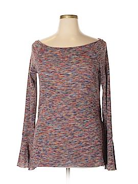 Akemi + Kin Long Sleeve T-Shirt Size M