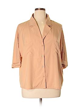 Boohoo Boutique 3/4 Sleeve Blouse Size 12