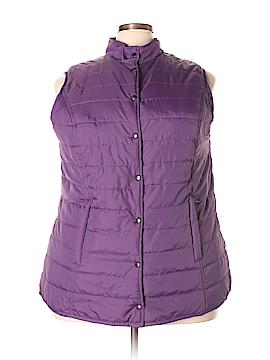 Avenue Vest Size 22 / 24Plus (Plus)