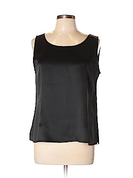 Eileen Fisher Sleeveless Blouse Size XL
