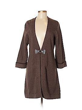 Soft Surroundings Wool Cardigan Size M