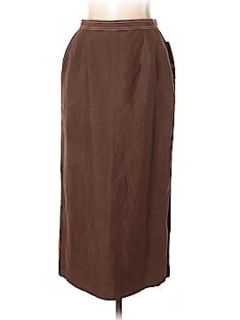 Pendleton Silk Skirt Size 10