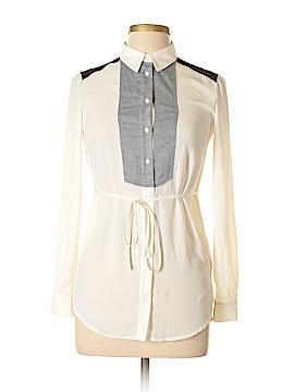 Maeve Long Sleeve Blouse Size 0