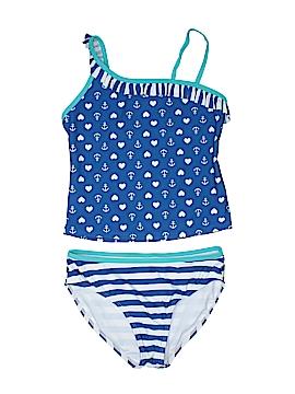 Xhilaration Two Piece Swimsuit Size 12