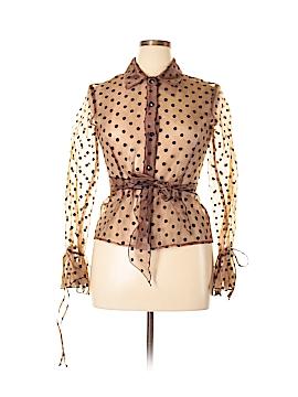 JS Boutique Long Sleeve Blouse Size 14