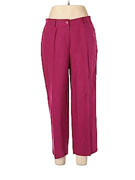 Basler Linen Pants Size 44 (FR)