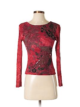 Charlotte Tarantola Long Sleeve T-Shirt Size M
