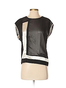 Sparkle & Fade Short Sleeve Blouse Size S