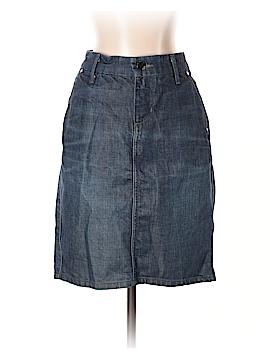 Joe's Garb Denim Skirt 27 Waist