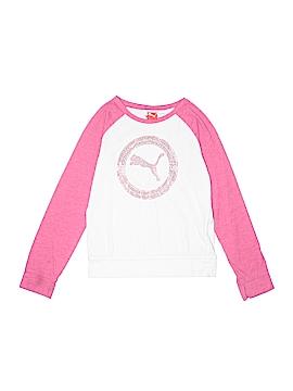 Puma Long Sleeve T-Shirt Size L (Kids)