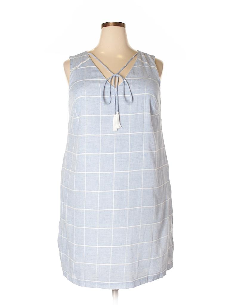 Julia Jordan Women Casual Dress Size 14w