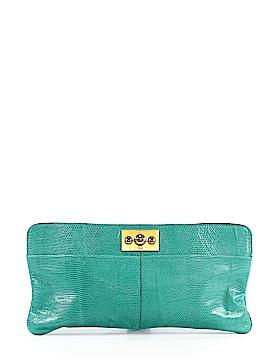 Chloé Leather Clutch One Size