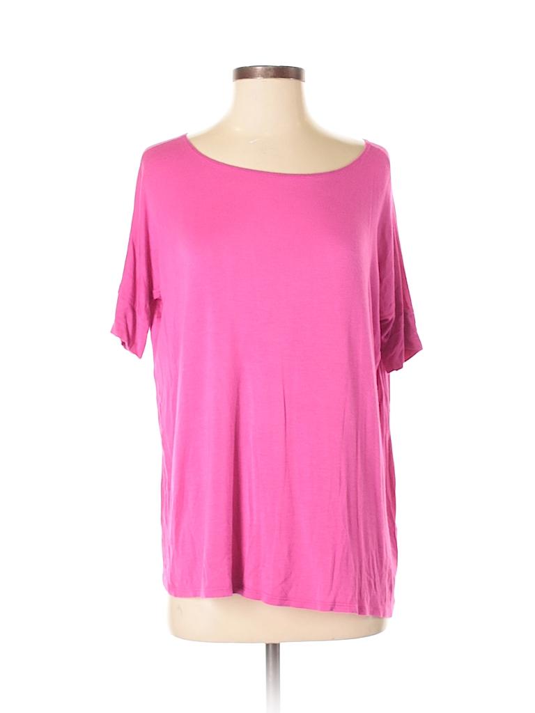 Newbury Kustom Women Short Sleeve Top Size S