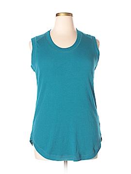 Melissa McCarthy Seven7 Sleeveless Top Size 1X (Plus)