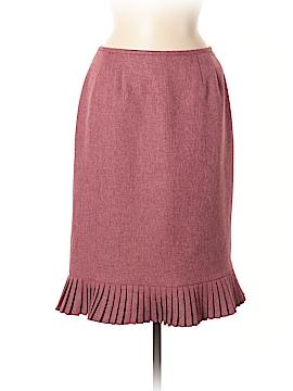 Le Suit Formal Skirt Size 6 (Petite)