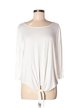 Ann Taylor LOFT 3/4 Sleeve Top Size L