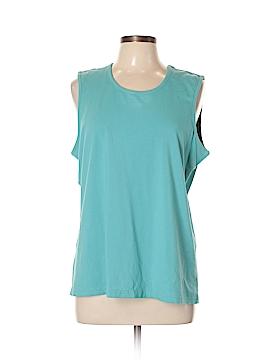 Denim Co Sleeveless Top Size XL