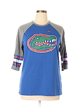 Nike 3/4 Sleeve T-Shirt Size XL