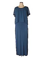 JunaRose Women Casual Dress Size 0X (Plus)