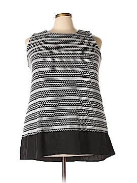 Alfani Sleeveless Top Size 3X (Plus)