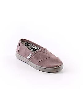 TOMS Flats Size 12