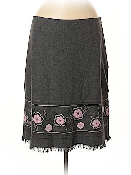 DressBarn Wool Skirt Size 8