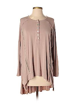 Pol Long Sleeve Top Size S
