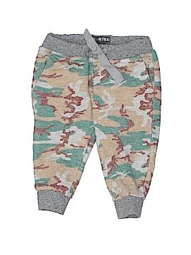 No Retreat Sweatpants Size 9 mo