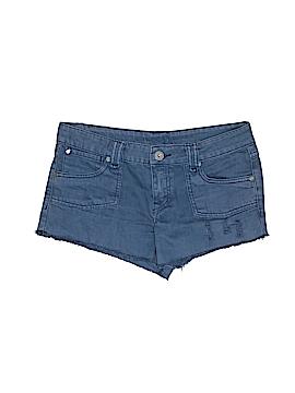 Velvet Heart Denim Shorts 26 Waist