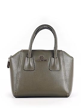 Mario Valentino Leather Satchel One Size