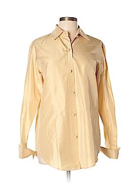 Dana Buchman Long Sleeve Blouse Size 10