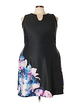 Julia Jordan Casual Dress Size 22w (Plus)