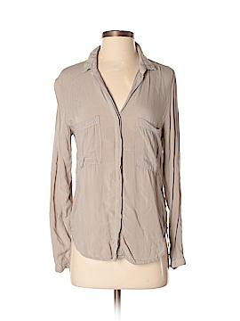 Bella Dahl Long Sleeve Blouse Size S