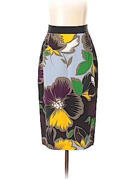 Sportmax Code Silk Skirt Size 2