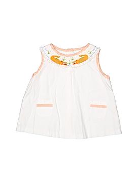 Vive La Fete Short Sleeve Blouse Size 5