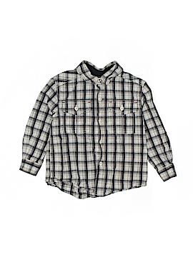 Genuine Kids from Oshkosh Long Sleeve Button-Down Shirt Size 2T