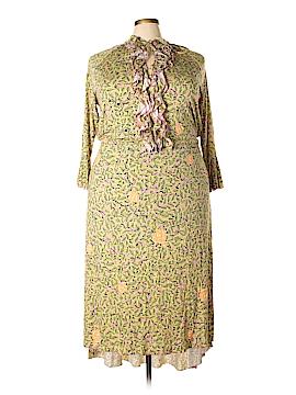 Melissa McCarthy Seven7 Casual Dress Size 2X (Plus)