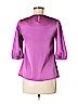 Jade Melody Tam Women Short Sleeve Blouse Size XS